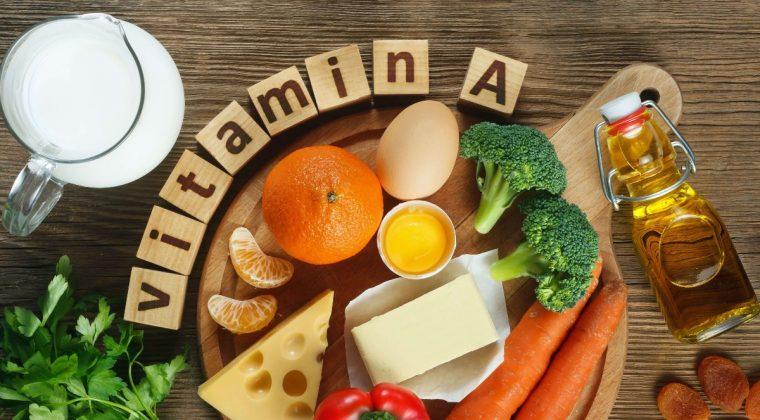 A Vitamini Nedir Faydaları ve Bulunduklarını Gıdalar